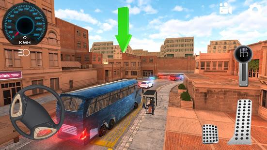 Download Bus Simulator Cockpit Go : Megabus PHOENIX 4.28.0 Apk for android