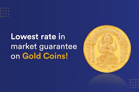 Download Buy gold   Get gold loan - Safe & Secure Gold App 1.80 Apk for android