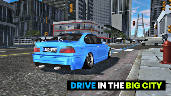 Download Car Parking 3D: Modified Car City Park and Drift 5.2 Apk for android