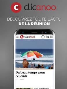Download Clicanoo - Journal de l'île Apk for android