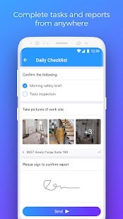 Download Connecteam - Collaboration App 7.5.12 Apk for android