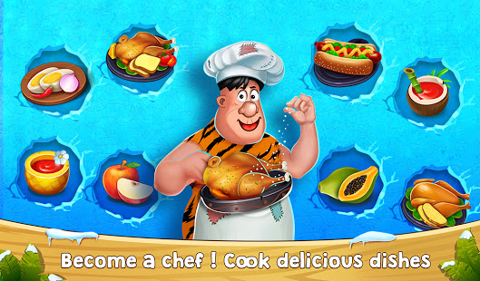 Download Cooking Madness: Restaurant Chef Ice Age Game 5.5 Apk for android