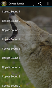 Download Coyote Sounds 2.0 Apk for android