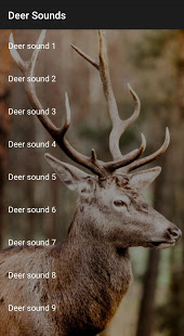 Download Deer Sounds 1.0 Apk for android