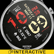 Download Destroy Watch Face Apk for android