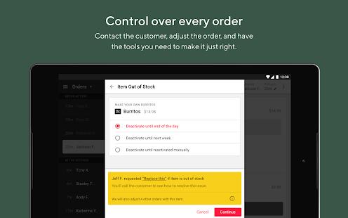 Download DoorDash Order Manager 2.64.2 Apk for android