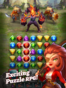Download Dragon Strike: Puzzle RPG 0.3.7 Apk for android