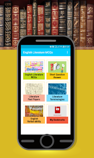 Download English Literature MCQs 4.5 Apk for android