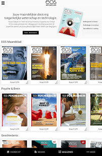 Download Eos Wetenschap 3.6 Apk for android