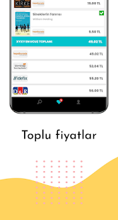 Download Find Book, Compare Prices - KitSort 1.0.0 Apk for android