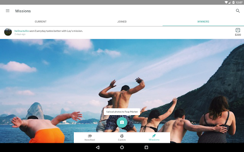 Download Foap - sell your photos 3.23.1.833 Apk for android