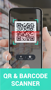Download Free QR Scanner - Barcode Scanner, QR Code Reader 2.2.4 Apk for android