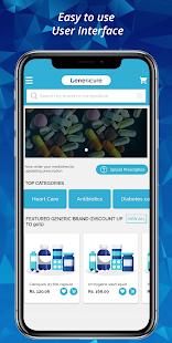 Download Genericure - Generic Medicine & Healthcare App 1.0.9 Apk for android