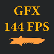 GFX Tool 144 FPS - Game Booster, Bug & Lag Fix 1.1.1 Apk for android
