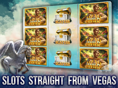 Download God of Sky - Huge Slots Machines 2.8.3801 Apk for android