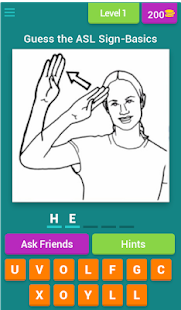 Download Guess the ASL Sign - Basics Signs 8.8.3z Apk for android