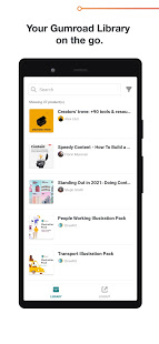 Download Gumroad Library 2021.3.4 Apk for android