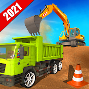 Download Heavy Excavator Demolish City: Construction Games 1.0.7 Apk for android