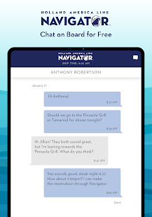 Download Holland America Line Navigator 2.19.0 Apk for android
