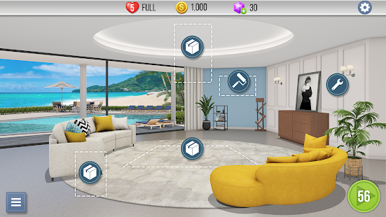 Download Home Makeover : My Perfect House 1.1.30 Apk for android