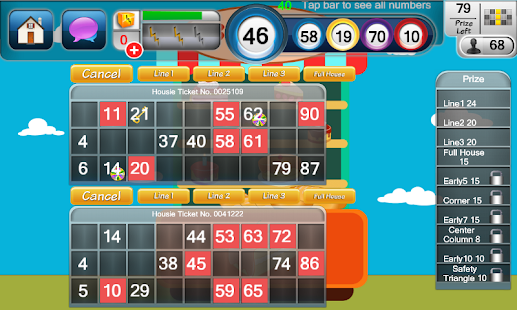 Download Housie Super: 90 Ball Bingo 2.4.1 Apk for android
