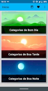 Download Imagens de Bom dia, Boa tarde e Boa noite 1.2.1 Apk for android