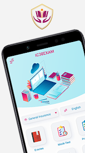 Download INSURANCE EXAM: IC38EXAM LIFE GENERAL HEALTH TESTS 4.5 Apk for android