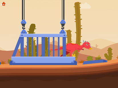 Download Jurassic Rescue - Dinosaur Games in Jurassic! 1.1.5 Apk for android