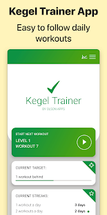 Download Kegel Trainer - Exercises 8.1.4 Apk for android