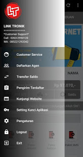 Download LINK TRONIK - Pulsa, Paket data, PPOB 02042021 Apk for android