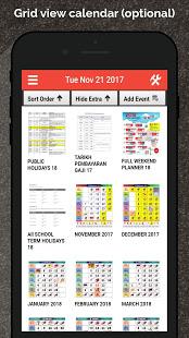 Download Malaysia Calendar Lunar 2021 1.0.0 Apk for android
