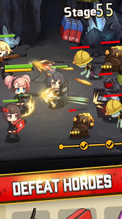 Download Merge Rush Z 1.5.0 Apk for android