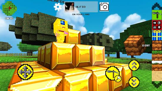 Download Miner4Ever Live - Blocks World 3.02 Apk for android