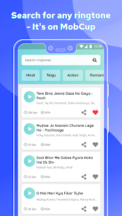 Download MobCup Ringtones & Wallpapers 8.4.3 Apk for android