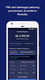 Download Modalku (Funding Application) 2.146 Apk for android