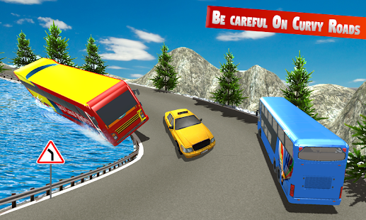 Download Modern Bus Game Simulator 1.9 Apk for android