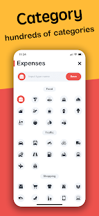 Download Money Manager (Elephant Bookkeeping) 1.2.6 Apk for android