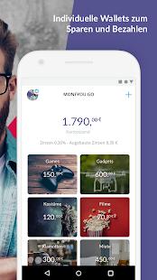 Download Moneyou Go - mobiles, kostenloses Konto mit Karte 1.43.3 Apk for android