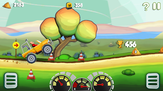 Download Motu Patlu King of Hill Racing 1.0.42 Apk for android