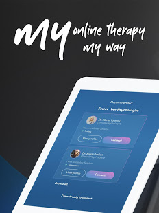 Download My Online Therapy: For Mental Health and Self Care 3.1.25 Apk for android