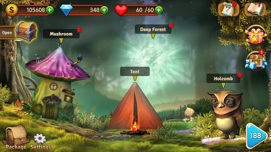 Download Mystery Forest - Match 3 Puzzle (Rich Reward) 1.0.26 Apk for android