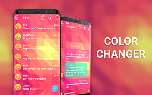 Download New messenger color changer 3.4.0 Apk for android
