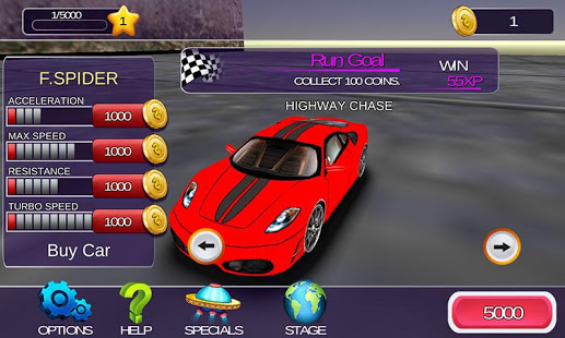 Download On The Traffic Race 1.0.4 Apk for android