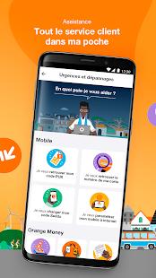 Download Orange et moi Sénégal 5.8.1 Apk for android