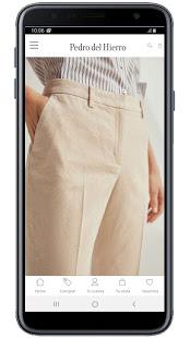 Download Pedro del Hierro   Últimas tendencias de moda prod 2.1.7.522 Apk for android