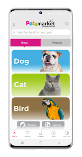 Download PetsMarket 0.0.31 Apk for android