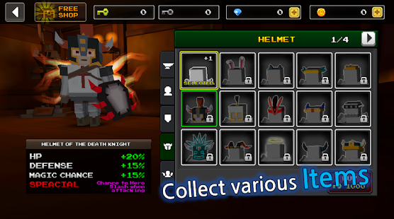 Download Pixel Blade M - Season 5 9.0.2 Apk for android