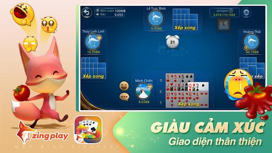 Download Poker VN - Mậu Binh – Binh Xập Xám - ZingPlay 5.9 Apk for android
