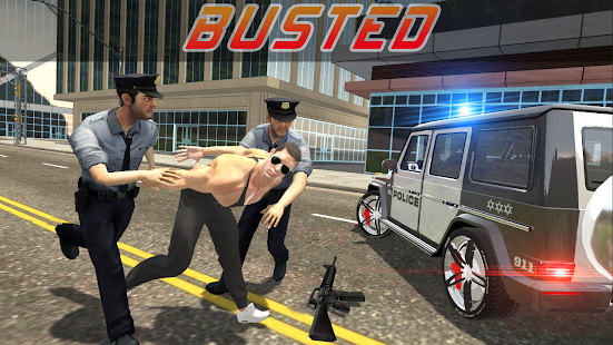 Download Police vs Gangsters 4x4 Offroad 1.1.1 Apk for android