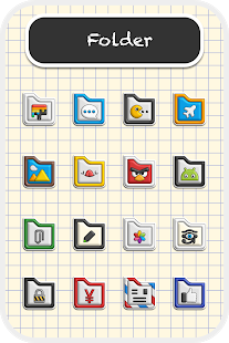 Download Poppin icon pack 2.0.0 Apk for android